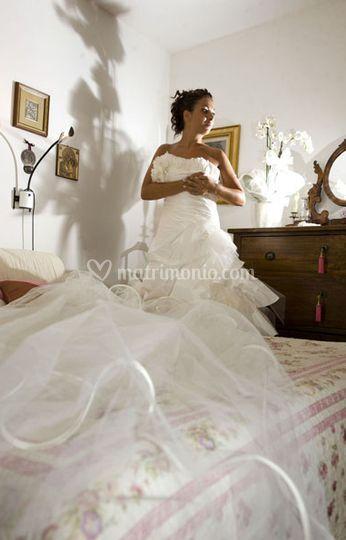 In casa della sposa
