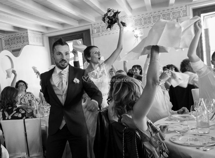 Accogliamo gli sposi