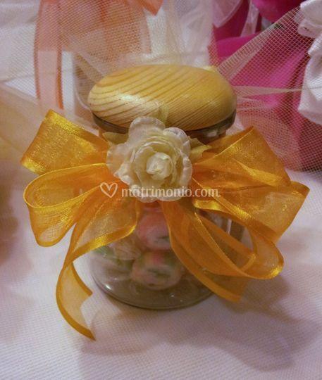 Bomboniera caramelle naturali