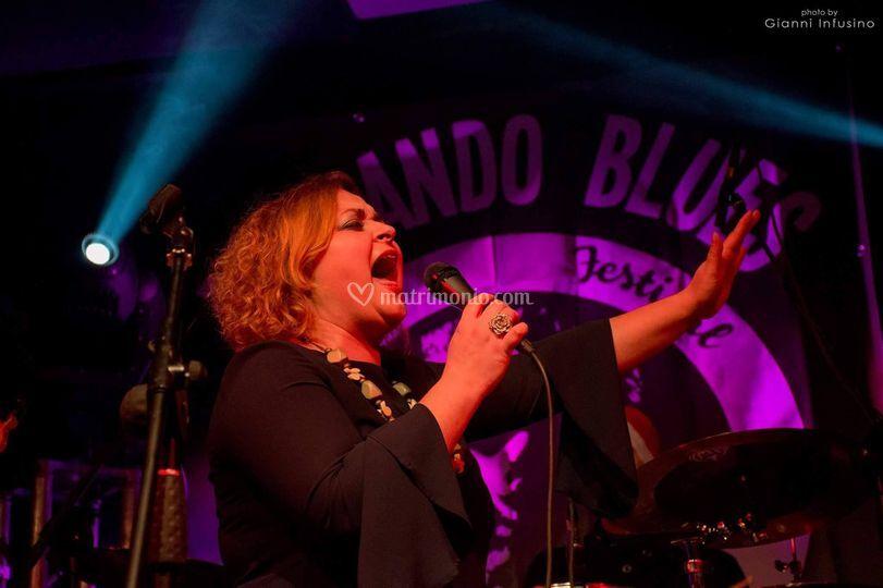 Elisa Brown Blues Project