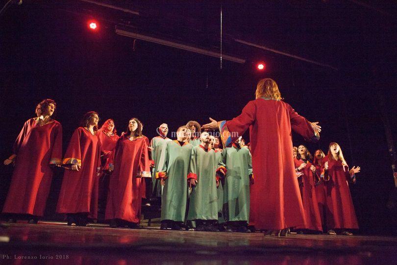 Soul Sighs Gospel Choir