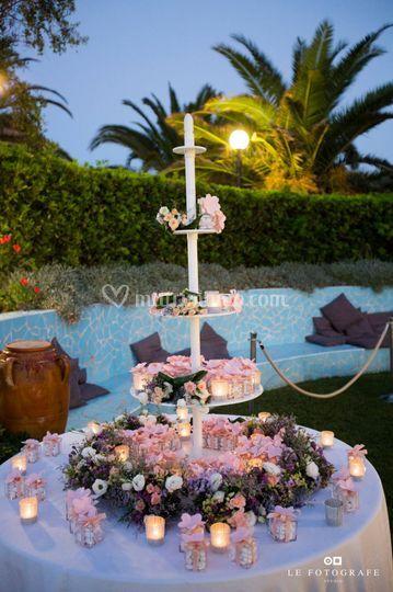 Villa estea for Foto angoli giardino
