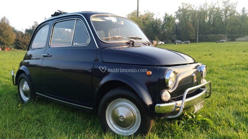 Fiat 500 L Blu notte