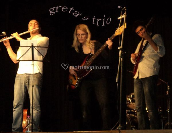 Greta 39 s trio jazz - Carmen consoli diversi ...