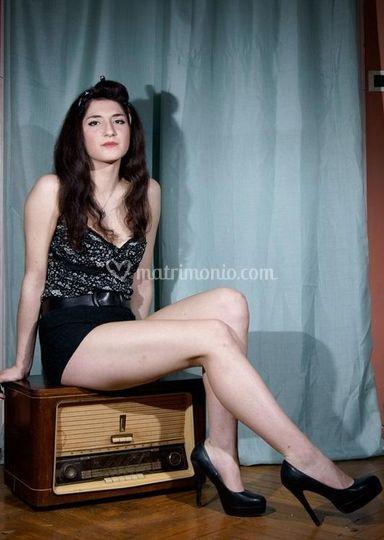 Hair + MUA: Miss Luvi Garland