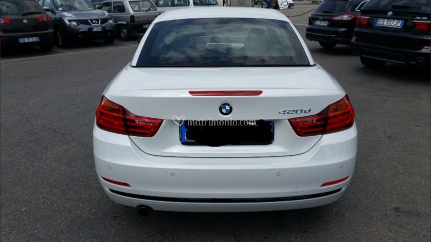 BMW 420d Sport Cabrio