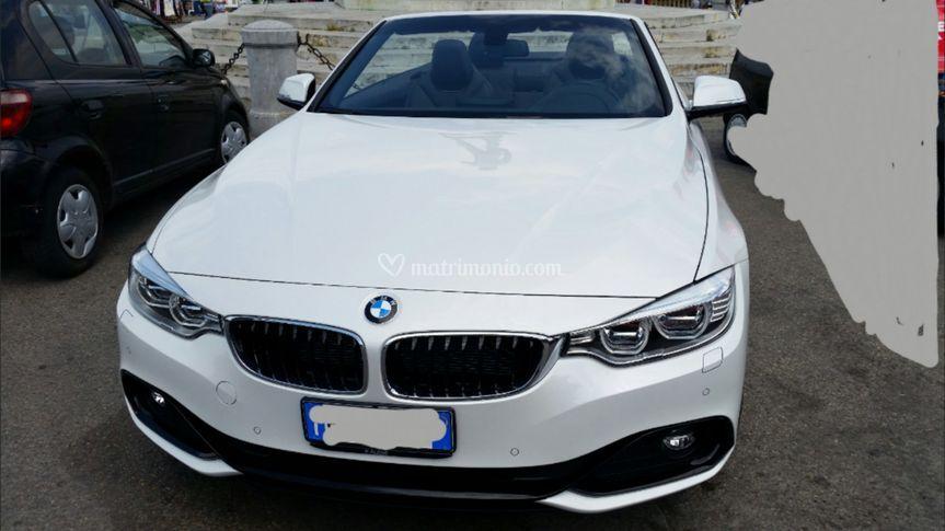 BMW 420d Spoto Cabrio