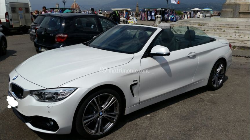 bmw 420d spoto cabrio di renting solutions foto. Black Bedroom Furniture Sets. Home Design Ideas