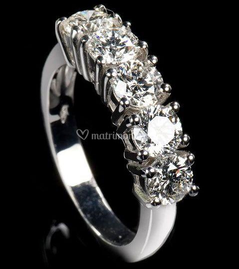 Veretta 5 diamanti