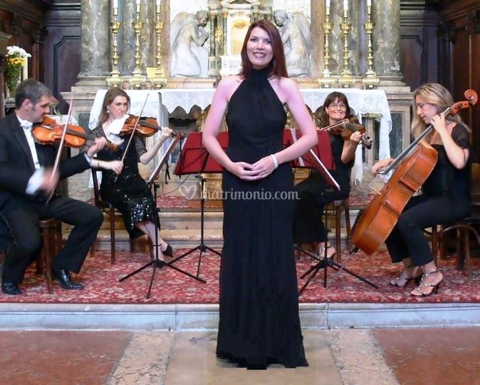 Soprano e Venice Ensemble