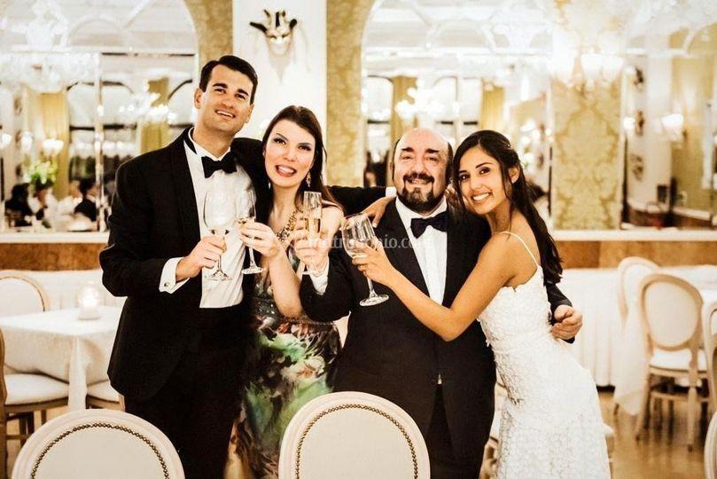 Sposi con Soprano e Tenore