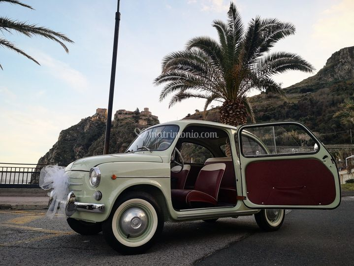Fiat 600 anni '60