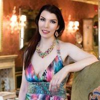 Soprano Sara Pretegiani