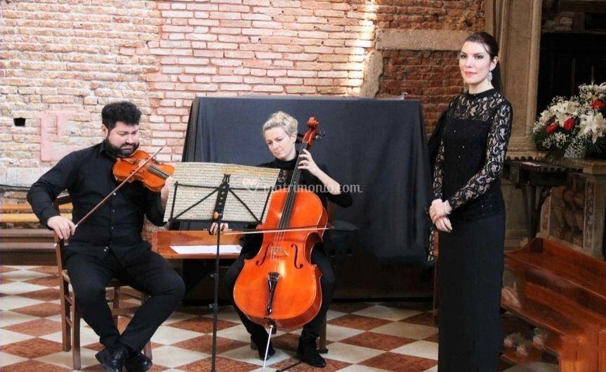 Matrimoni in Musica