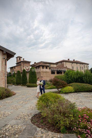 Wedding castello Pagazzano