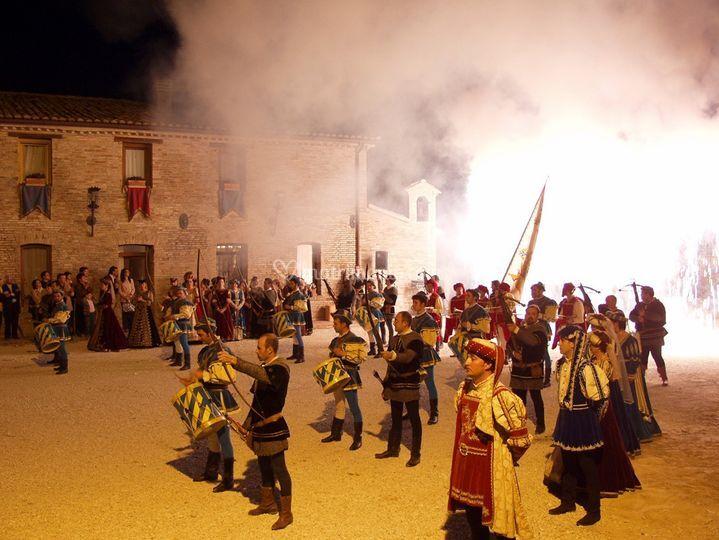 Villa Palombara - Festa rinascimentale