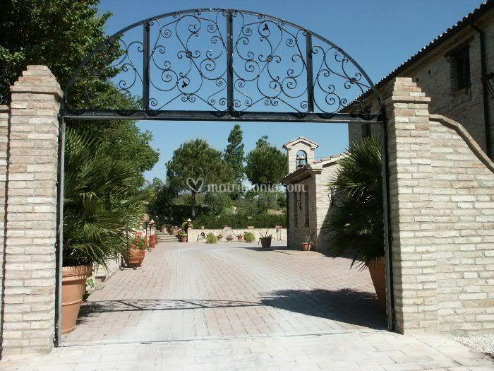 Villa Palombara - La Chiesetta