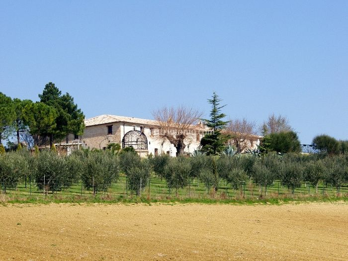 Antico casale Villa Palombara
