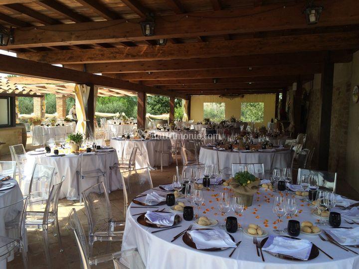 Tavoli wedding