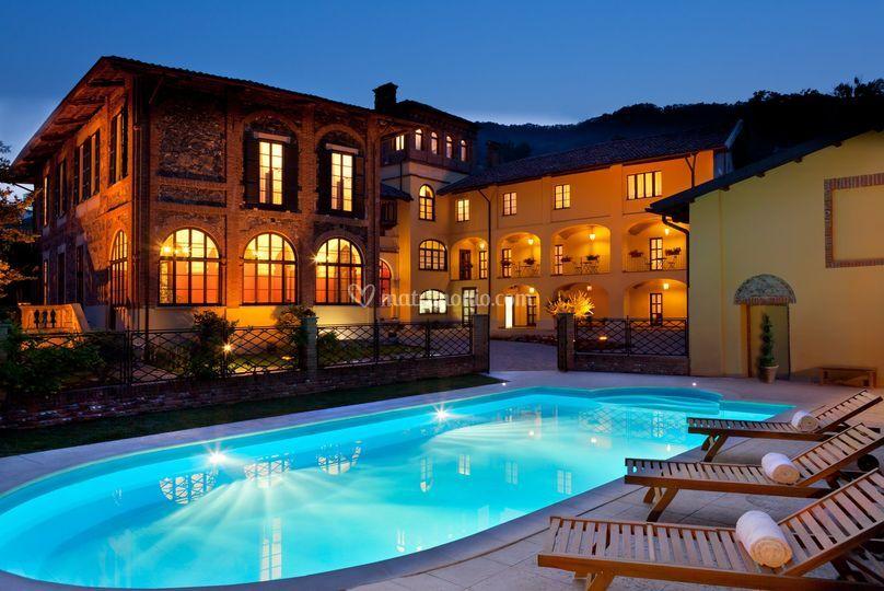 Hotel La Villa Ivrea Italy