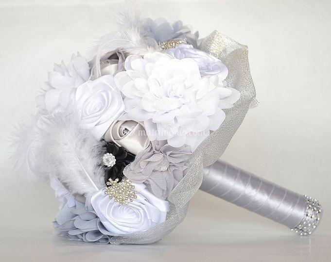 Bouquet a tema invernale