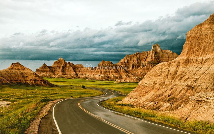 South dakota - badlands