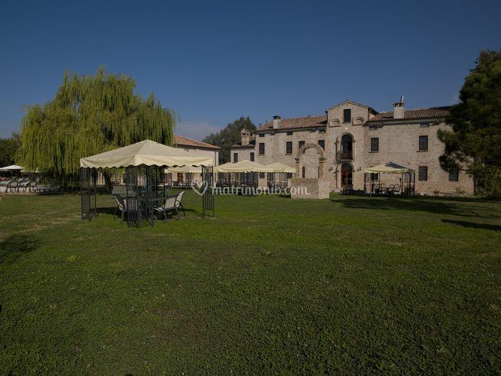 9 ettari di Parco con Villa