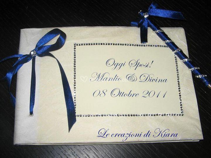 Guestbook nozze