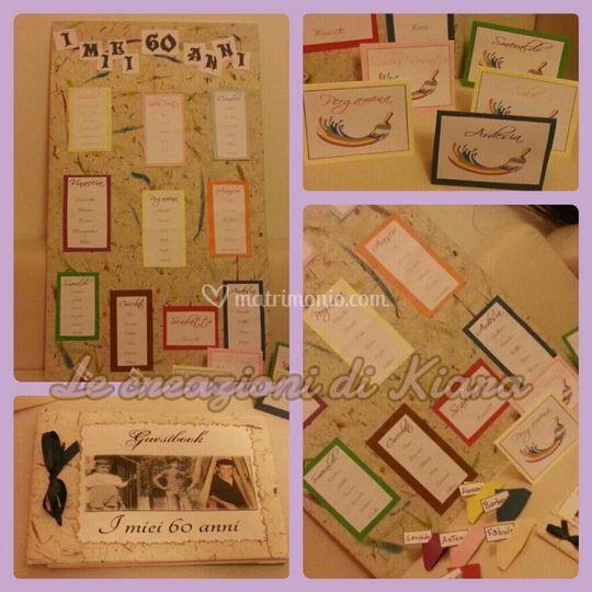 Tableau e guestbook