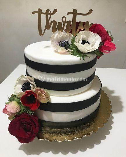 Cake topper stampa 3d