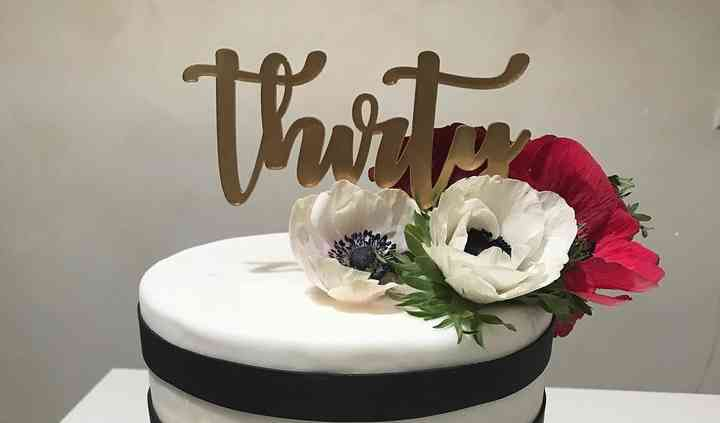 Cake topper stampa 3d