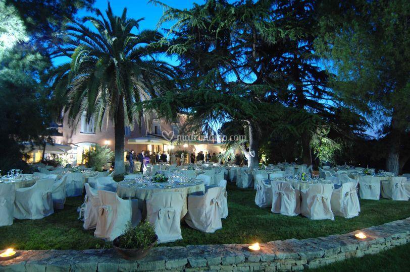 Giardino Villa Ciccorosella