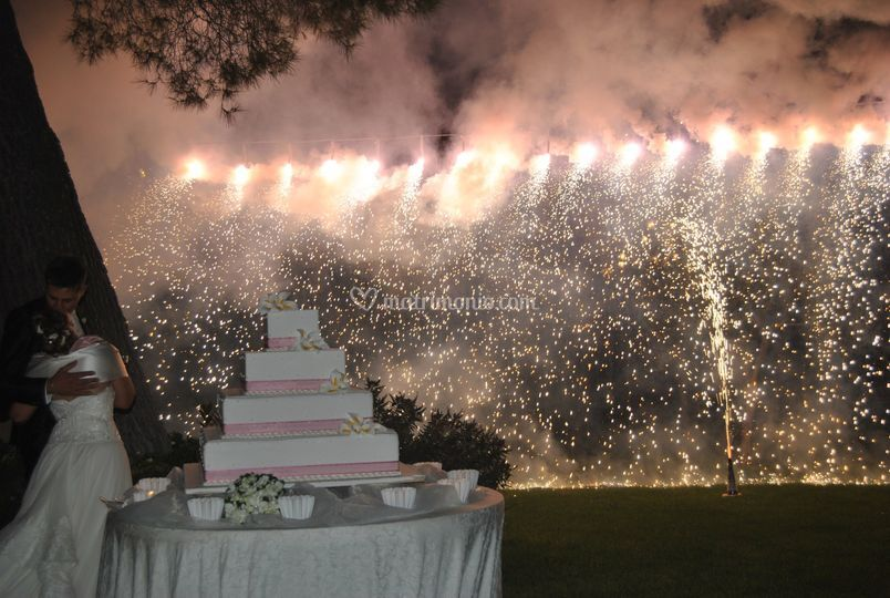 .....Al taglio Torta!!!!