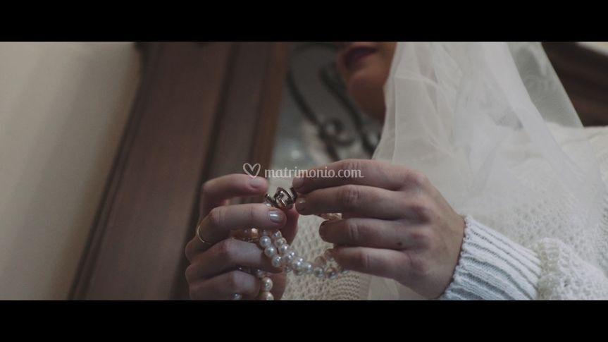 Es. Preparazione Sposa