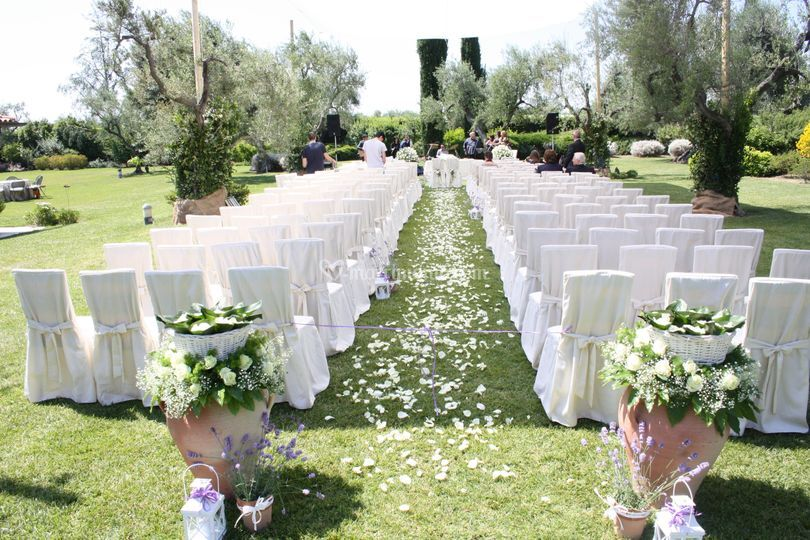 Favorito Matrimonio all'americana di Villa Sant'Elia | Foto 16 TX34