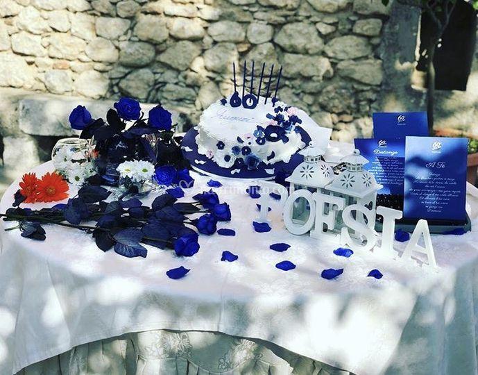 Angolo torta blue theme