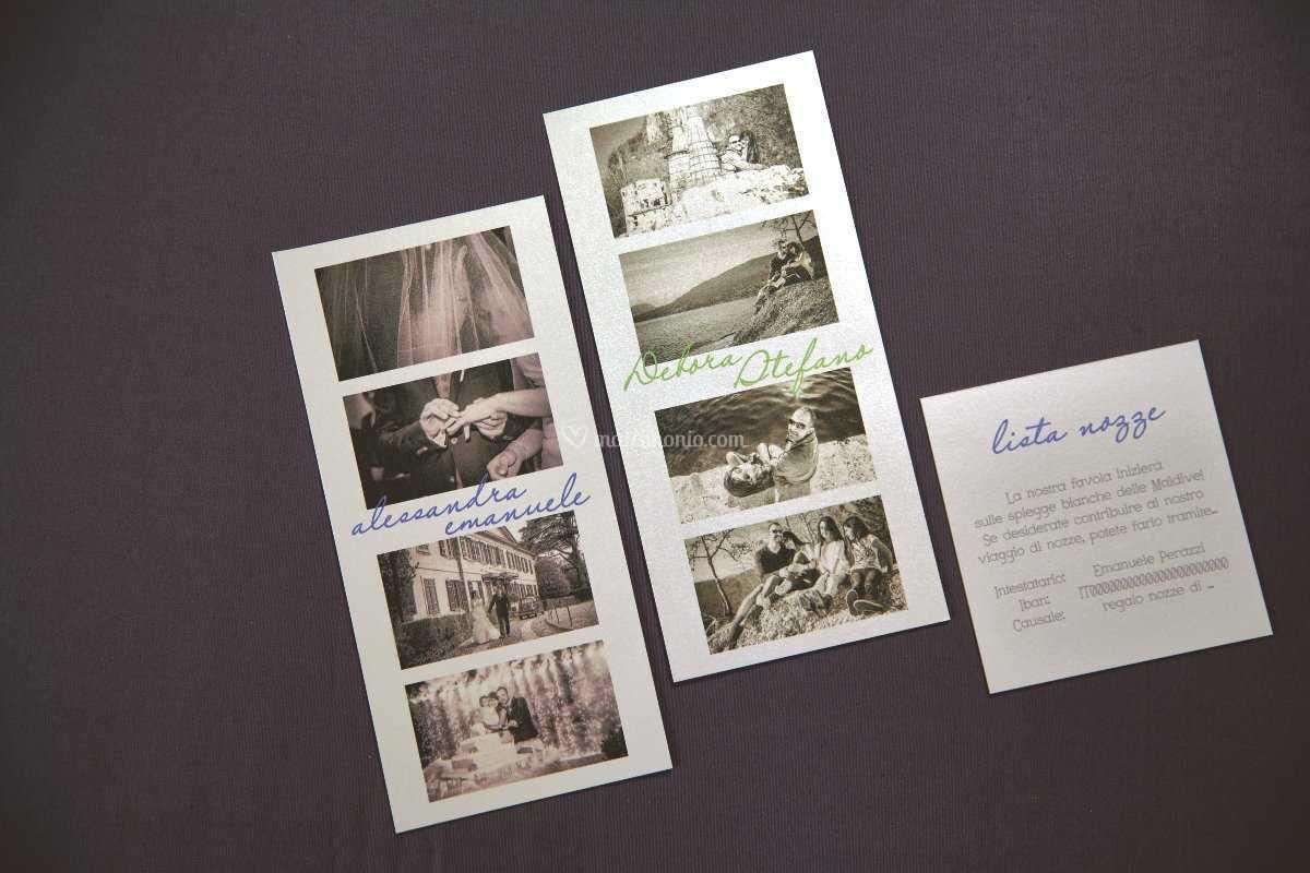 Partecipazioni Matrimonio Fotografiche.Partecipazione Fotografica Di Clamore Foto 59