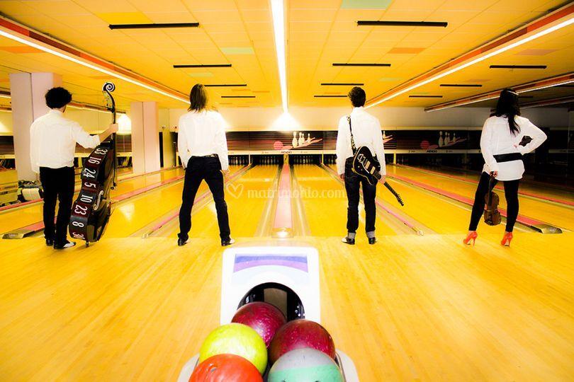 The Strikeballs