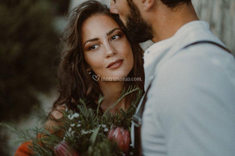 Sposa autunno