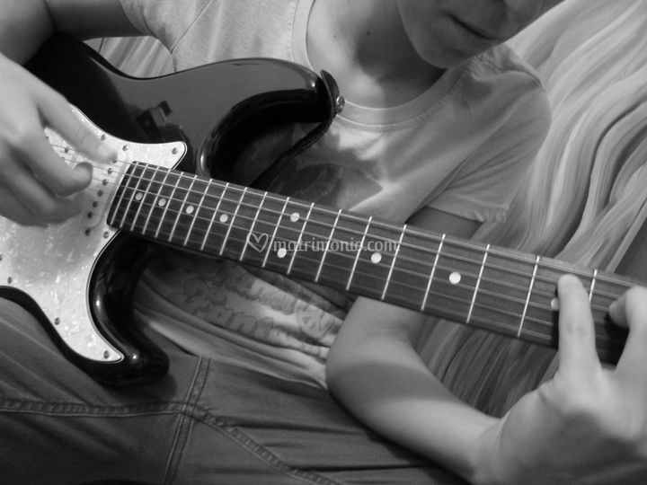 Chtarra elettrica dolcissima