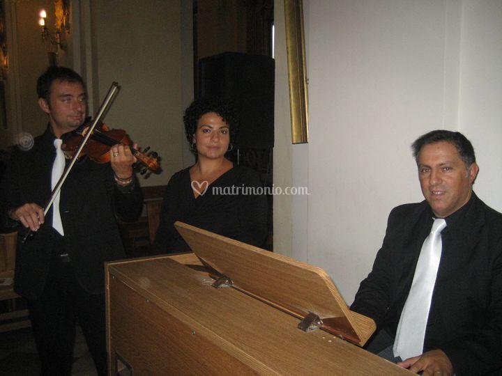 Organo/Violino/Soprano