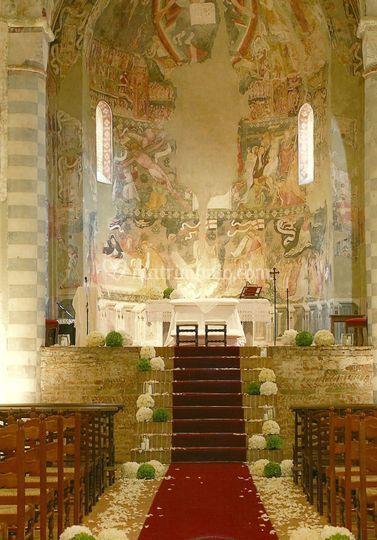 Abadia Santa Giustina