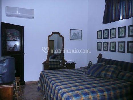 Camera Villa Cafiero