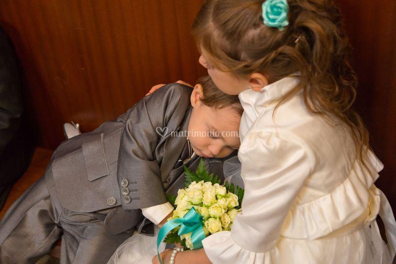 Piccoli invitatiSposi sposi sp