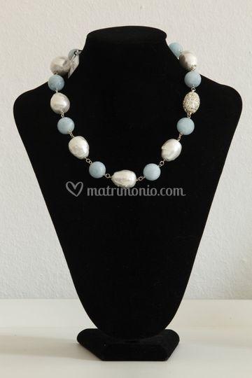 Perle e Acqua Marina