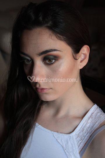 Prove make-up per shooting