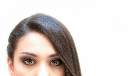 Eleonora Passerini Make-up 1