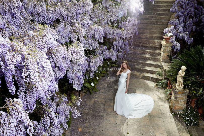 Elisabetta polignano di il giardino fiorito delle spose foto - Giardino fiorito torino ...