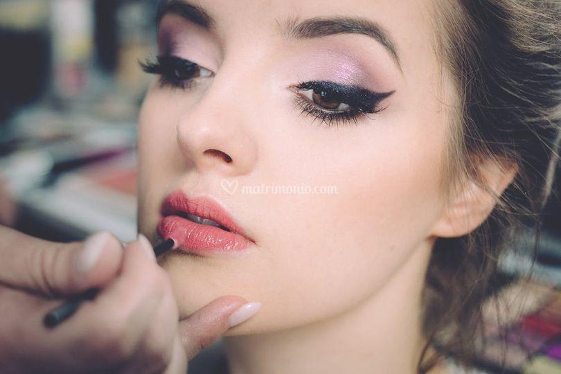 Servizio Make Up pre evento