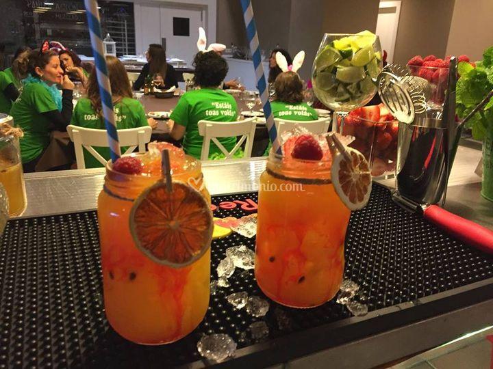 Drink sample Open Bar Wedding